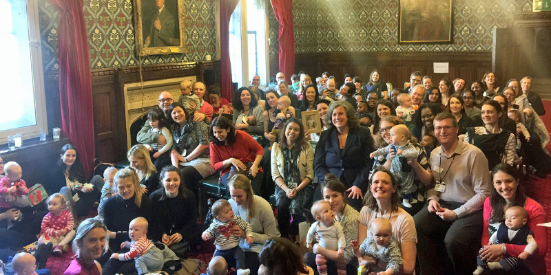 Leaders-Plus - meeting in the House of Commons with Heidi Alexander MP