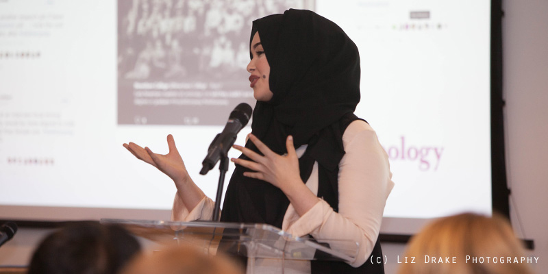 Fatima-Benkhaled - Amazon Women in Innovation Bursary recipient