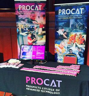 PROCAT-stand