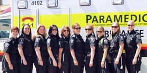 Paramedic-Women - Ottowa