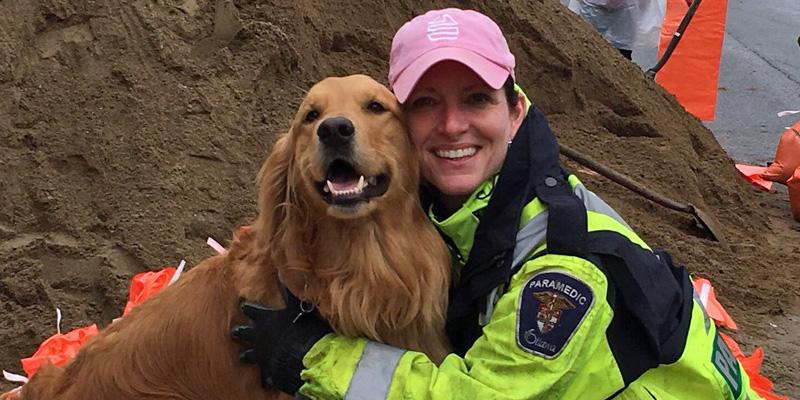 Tracy Levesque - Paramedic Women