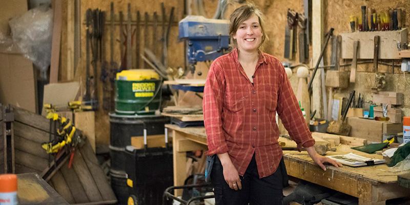 Hoydens-Kickstarter Annie Bowman