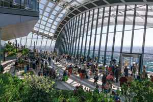 The Sky Garden - 20 Fenchurch Street - London