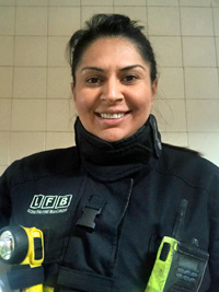 Narinder Dali - London Fire Brigade