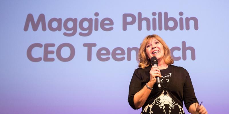 Maggie-Philbin OBE