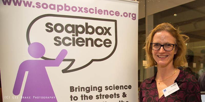 Seirian-Sumner - Soapbox Science
