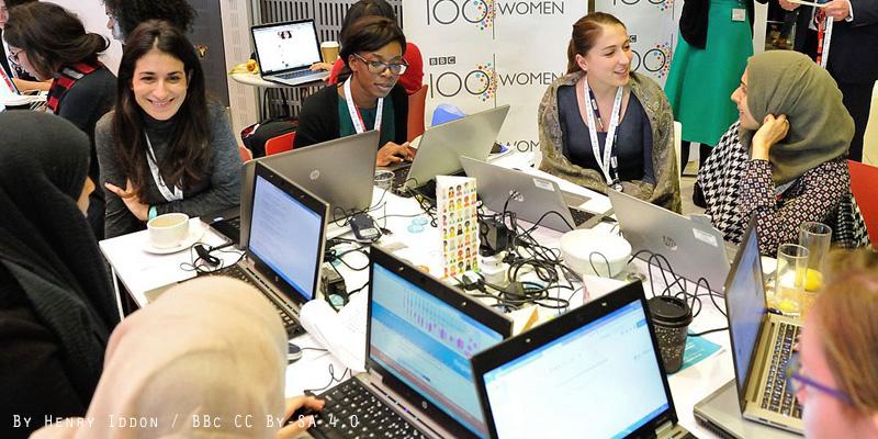 BBC-edit-a-thon - #100womenwiki