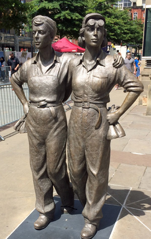 Women-of-Steel - Sheffield
