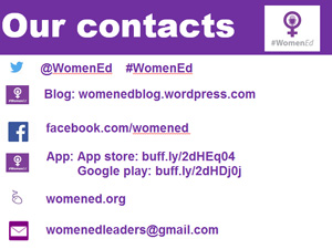 WomenEd-contacts