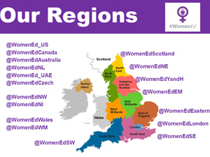 WomenEd-regions