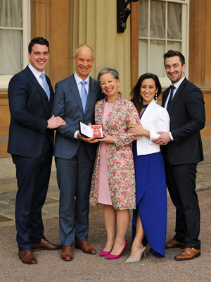 Jacqueline-de-Rojas-CBE-and-family