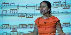 Dr Eugenia Cheng - Math-Music-Talk