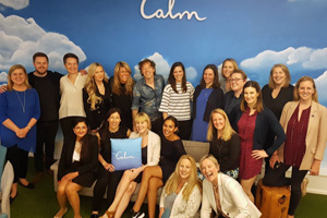 Mayor-of-Londons-International-Business-Programme-Female Founders visit-to-Calm
