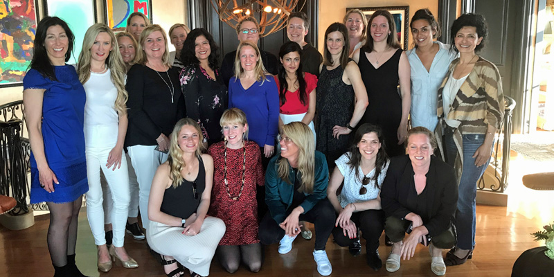 Mayor-of-Londons-International-Business-Programme Female Founders delegation to San Francisco