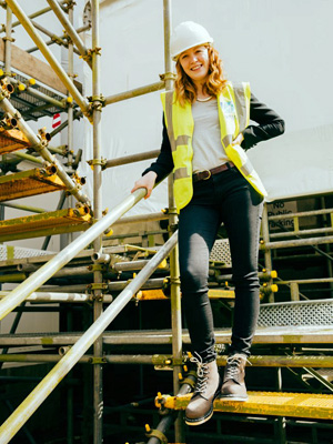 Emily Hayden - Dr Martens Industrial Champion
