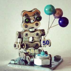 50th birthday Bot