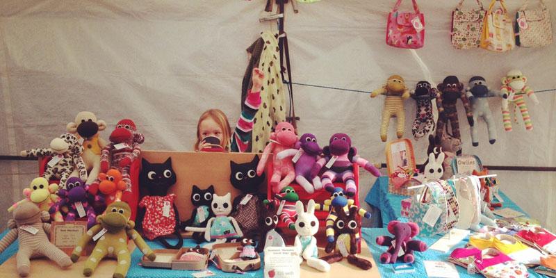 PinkyMinky Stall