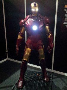 Iron Man 3D printing