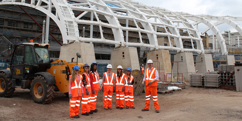 Network Rail Could IT Be You? competition winners