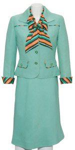 Margaret Thatcher's suit