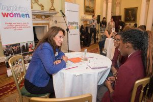 Career speed networking