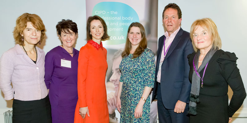 CIPD Gender Diversity in the Boardroom event with Jo Swinson
