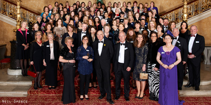 Women on Boards celebration dinner with Vince Cable