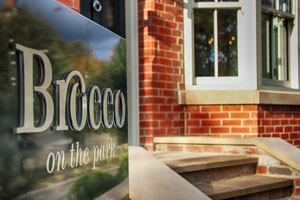 Brocco entrance