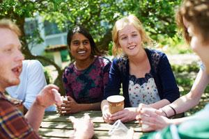 University of York physics undergraduate students