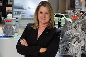 Barb Samardzich - Ford Motor Company