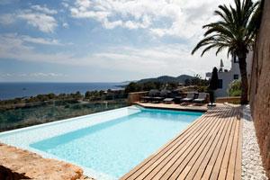 Soulshine Retreat villa in Ibiza