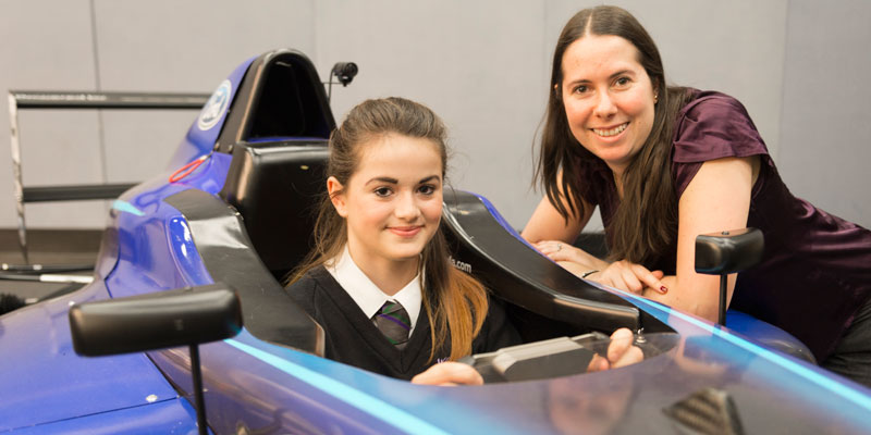 Ford National Womens Engineering Day 2015
