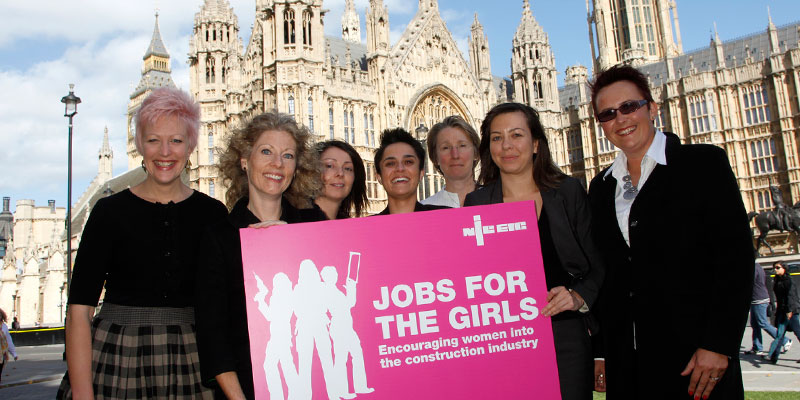 Jobs for the Girls campaign