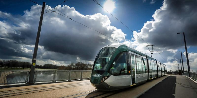 Nottingham Express Transport