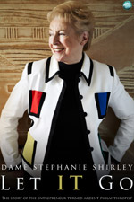 Dame Stephanie Shirley Let IT Go book cover