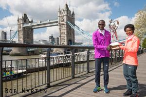 Virgin Money London Marathon 2015 winners