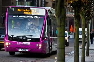 Manchester bus
