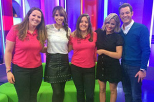 Coxless Crew on The One Show