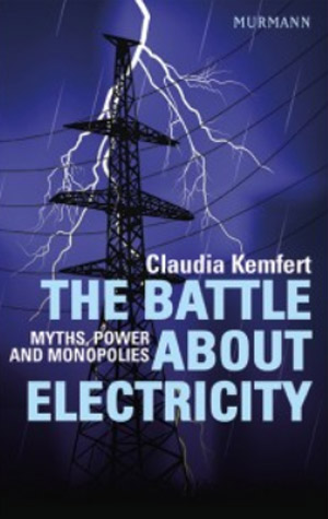 Claudia Kemfert-The-Battle-About-Electricity