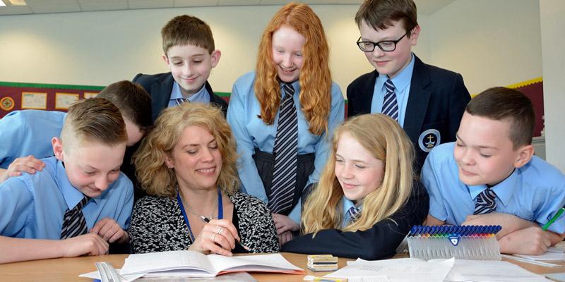 Sally Hunt - Train to Teach