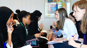 Stemettes mentoring