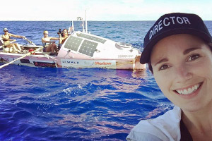 Losing Sight of Shore - Sarah Moshman