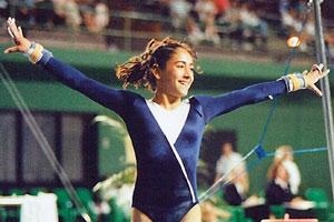 Lydia Lassila - gymnast