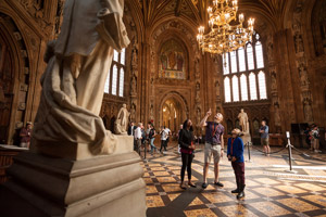 Parliament-tours
