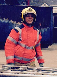 Micky Bland - Greater Manchester Fire and Rescue Service
