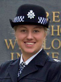 WPC-Katie-Dennell - The Metropolitan Police Service
