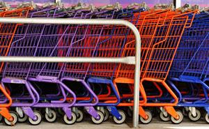 Shopping-trolleys