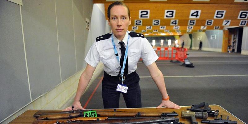 Sarah Johnson - Northamptonshire Police