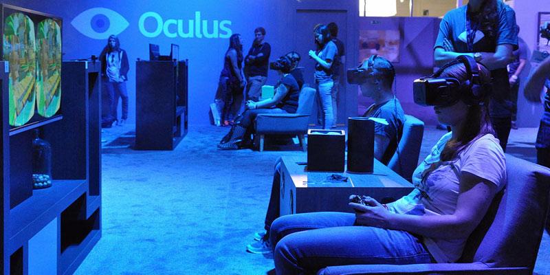 Oculus Rift at Gamescom 2014