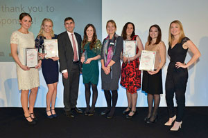The IET Young Woman Engineer of the Year Awards 2015
